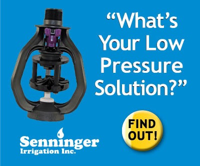 Senninger Irrigation - sprinklers